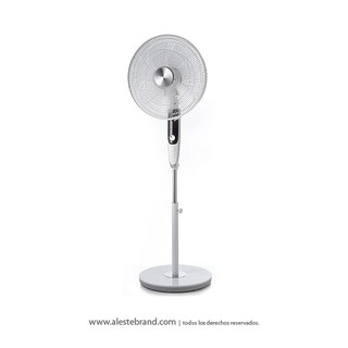 Ventilador de pie digital Peabody BR500