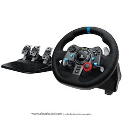 Volante Logitech G29 Driving Force Racing PS3 PS4