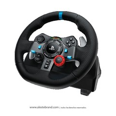 Volante Logitech G29 Driving Force Racing PS3 PS4 - comprar online