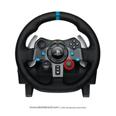 Volante Logitech G29 Driving Force Racing PS3 PS4 - Alestebrand / Tu sitio de compras