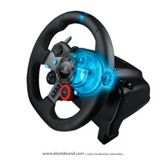 Volante Logitech G29 Driving Force Racing PS3 PS4 - tienda online