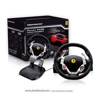 Volante Thrustmaster Ferrari F430 Force Feedback Racing Wheel PC / PS3