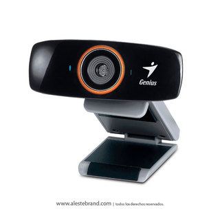 Webcam HD de 720p Genius con autofoco FaceCam 1020