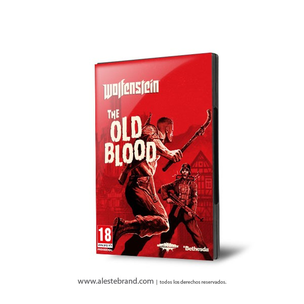 Wolfenstein The Old Blood PC Digital