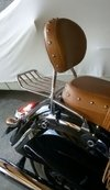 BAGAGEIRO RACK INDIAN CHIEF KING CLASSIC/CHIEFTAIN/ VINTAGE 2016 UP