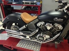 "Imagem do PONTEIRA INDIAN SCOUT 3"",5  CORTE LATERAL CROMADO"