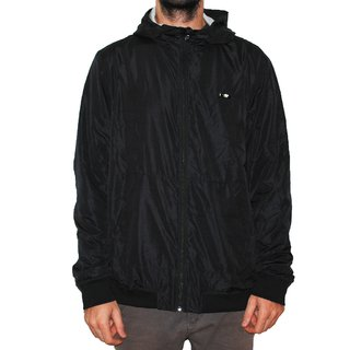 Campera Full Black Rompeviento
