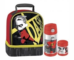 Kit Lunch Box Incredible 2 Thermos