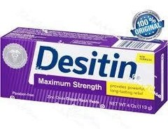 Pomada para Assaduras Desitin Maximum Strength 113g - comprar online
