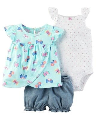 Conjunto Carters Summer