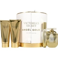Kit Perfume e Body Lotion ANGEL GOLD Victoria's Secret - VS283 na internet