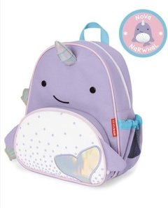 Mochila Skip Hop Fox Unicornio do Mar