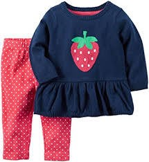 Conjunto Carters Sweater