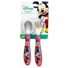 Kit Talheres Disney - Mickey Mouse