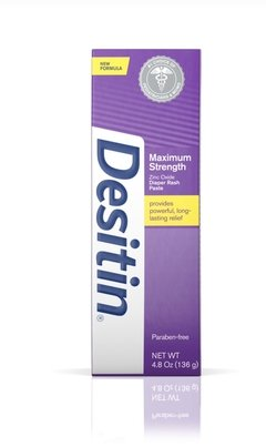 Pomada para Assaduras Desitin Maximum Strength 136g