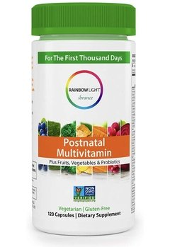 Rainbow Light, Postnatl Multivitamico, 120 comprimidos