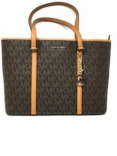 Bolsa Michael Kors Brown - LG Tote  - 35T7GD4T7B