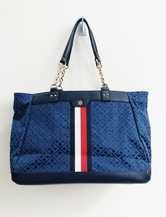 Bolsa Tommy Hilfiger Navy - TH93820