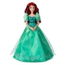 Ariel Disney Parks Diamond Castle Collection Limited Edition Doll