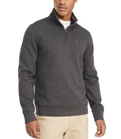 Sweater Tommy Hilfiger Cinza Chumbo - TH025 - Tamanho GG