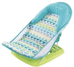 Banheira Summer Infant Deluxe Baby Bather Azul