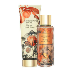 Kit Victoria´s Secret Hidratante e Splash - Daring Peach Daisy