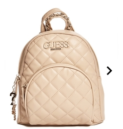 Mochila Guess Radiante Tan