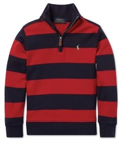 Pullover Polo Ralph Lauren Cotton - Red Park  - RL623 - Tamanho 3 anos