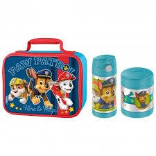Kit Lunch Box Paw Patrol Thermos