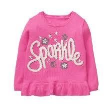Sweater Sparkle Pink  Gymboree - GY9862 - Tamanho 18 - 24 meses - comprar online