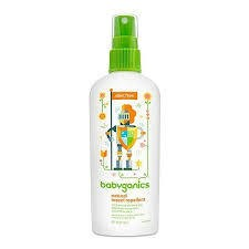 Repelente Natural BabyGanics 59ml