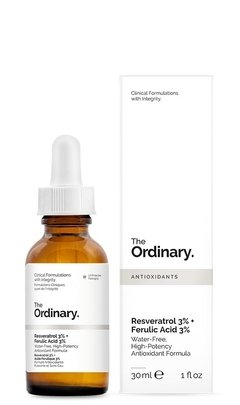 The ordinary Resveratrol 3% + Ferulic Acid 3% (30 ml)