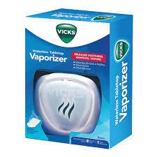 Vicks Waterless Vaporizer Vaporizador S/ Água