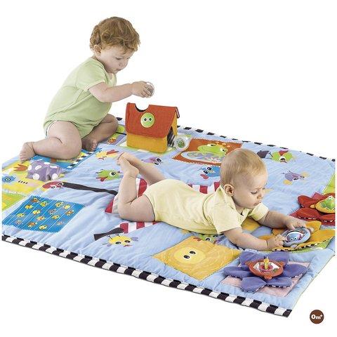 Brinquedo Discovery Playmat - Tapete Educativo