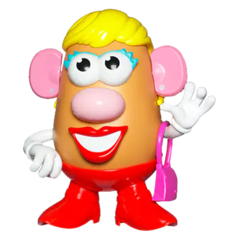 Boneca Mr. Potato Head Hasbro