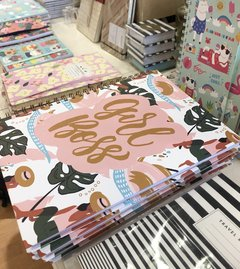 Cuaderno  WM Girl Boss