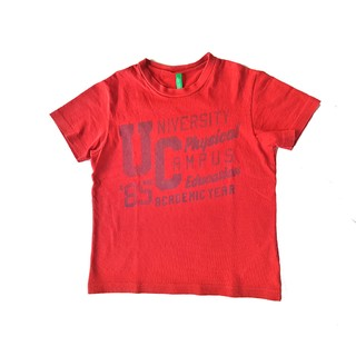 United Colors of Benetton- polera- 4 a 5 años