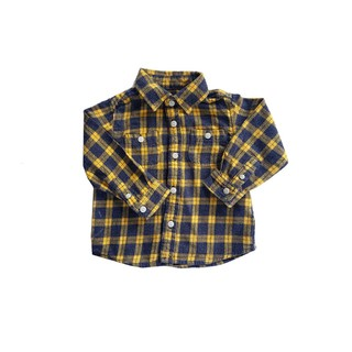 The Baby Boy- camisa- 12 meses