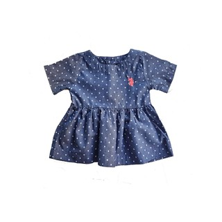 Us Polo Assn- blusa- 12 meses