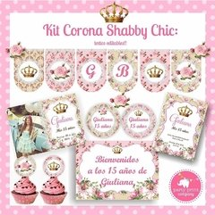 KIT CORONITA SHABBY CHIC
