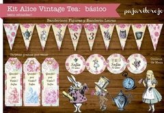 KIT ALICIA VINTAGE TEA