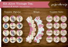 KIT ALICIA VINTAGE TEA en internet