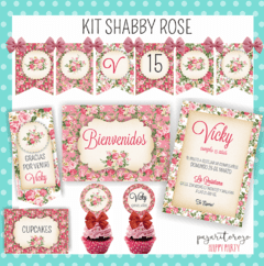 KIT SHABBY ROSE