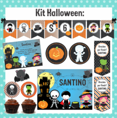 KIT HALLOWEEN