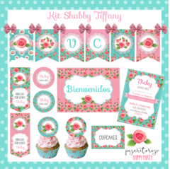 KIT SHABBY TIFFANY