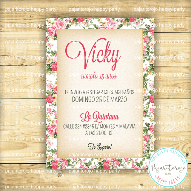 KIT SHABBY ROSE - comprar online
