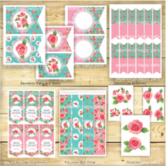 KIT SHABBY TIFFANY en internet