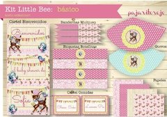 KIT LITTLE BEE GIRL - comprar online
