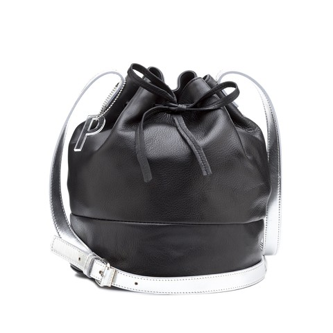 BUCKET BAG FIFI BLACK