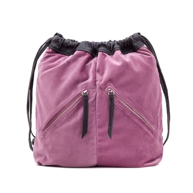 BACKPACK NUDO VELVET LILAC
